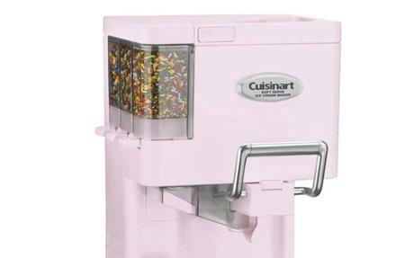 Cuisinart Ice Cream Maker 1.5qt. Mix It In
