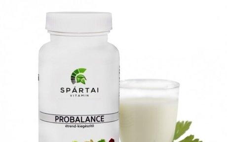 Spártai Probalance szimbiotikum