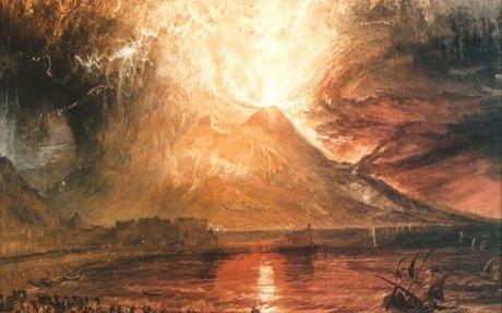 The Eruption of Mount Vesuvius
