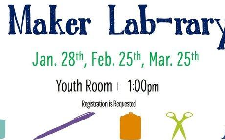 Maker LAB-rary