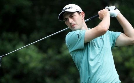 CANTLAY MOVING ON FROM PAIN, LOSS IN A BIG WAY
