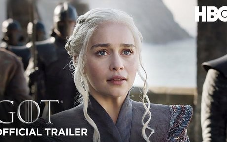Game of Thrones Season 7: Official Trailer (HBO)
