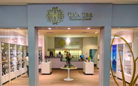 DNA Tea Opens 1st Retail Space