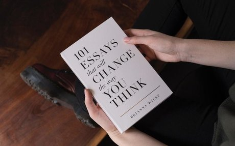 Inspiration: 101 Essays That Will Change Your Lif photo by Thought Catalog (@thoughtcatalo