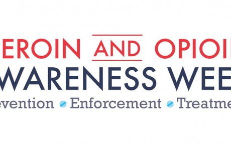 Heroin & Opioid Awareness Week | OPIOIDAWARENESS | Department of Justice