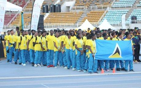 Windward Islands School Games Report | The St. Lucia STAR