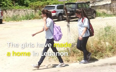 Lebanon: Syrian sister scholars in race to the top