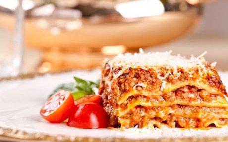 Így készül az eredeti olasz lasagna