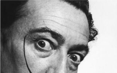 Salvador Dali - 1102 paintings, drawings, designs, illustrations, sculptures and photos -