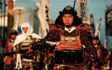 Samurai: Japan's Way of the Warrior - National Geographic Magazine