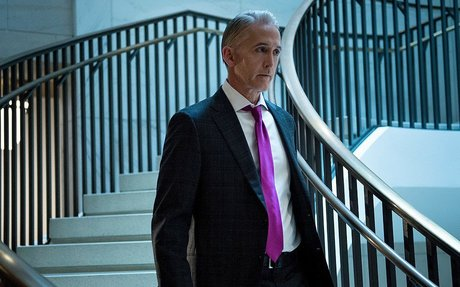 Gowdy finally had it with Washington