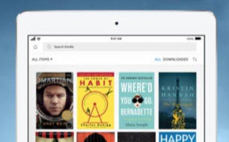 Amazon iOS Kindle Keeps Getting Better