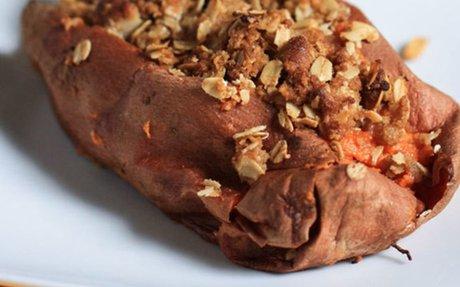 Twice Baked Sweet Potatoes Recipe | Fresh Tastes Blog | PBS Food