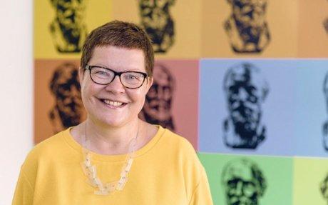Interview mit Duden-Redaktionsleiterin Kathrin Kunkel-Razum