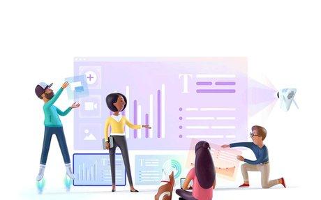 DESIGN // 2019 Design Trends by Behance