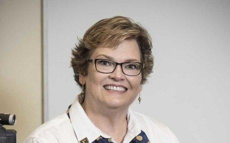 Featured Teacher: Dr. Kathryn Sharp