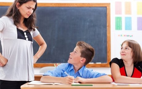 Responding to Disruptive Students