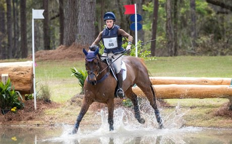 Eventing: Frangible Pins Cause A Fracas At Red Hills