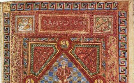 Könyvművészet a középkorban II. – Hogyan készültek a régi könyvek?