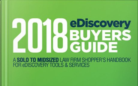 Need Help Finding eDiscovery And Legal Tech Software? Here's Your Guide.