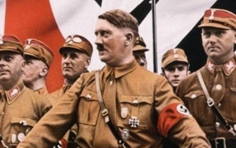 2.Adolf Hitler
