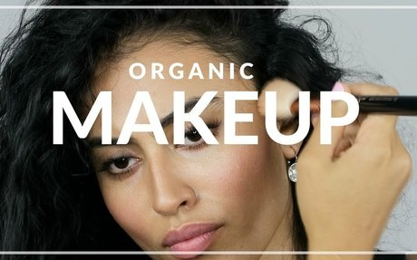 ORGANIC/NATURAL MAKEUP: FIRST IMPRESSION/SWATCHES/DEMONSTRATION