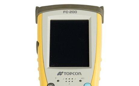 HELP TOPCON FC-200