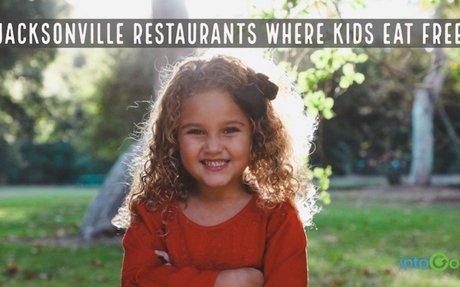 Kids Eat Free Restaurants in Jacksonville