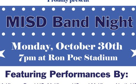 MISD Band Night