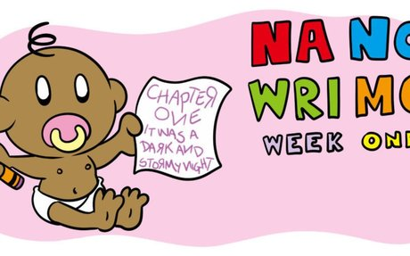 NaNoWriMo Week 1: How To Get Your First Draft Started