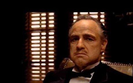 Opening Scene Godfather