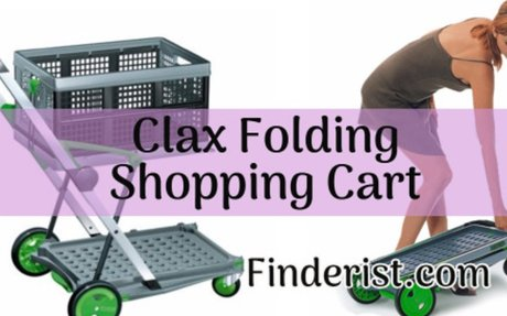 [2017] Clax Collapsible Trolley and Folding Cart Review - Finderists