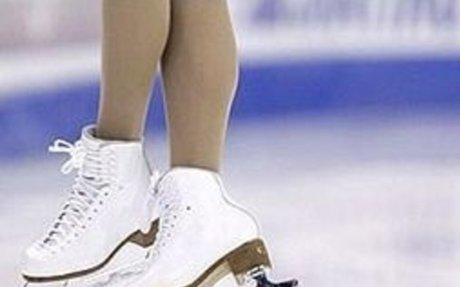 Figure skating and me