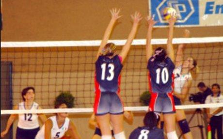 History of Volleyball | NCVA