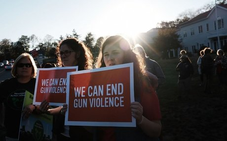Opinion   The United States needs gun control