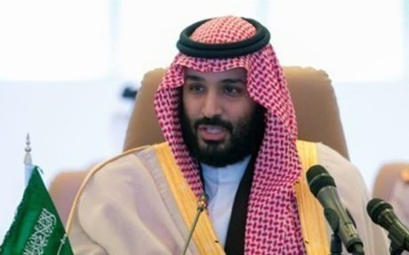 Saudi crown prince: You know who has a right to Israeli land?