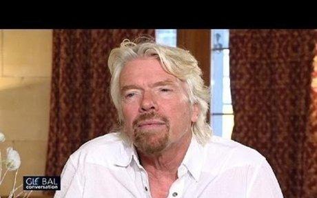 Work hard, play hard: The Richard Branson Business Plan