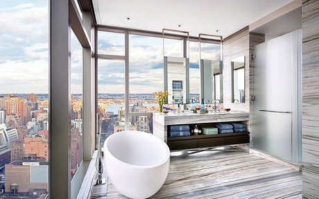 10 Luxury Celebrity Bathrooms You Won't Believe | Zolo.ca