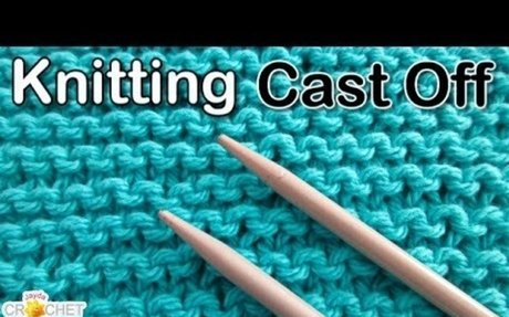 Knitting for Beginners - How to Cast Off Knitwise