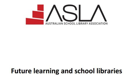 Future Learning and School Libraries