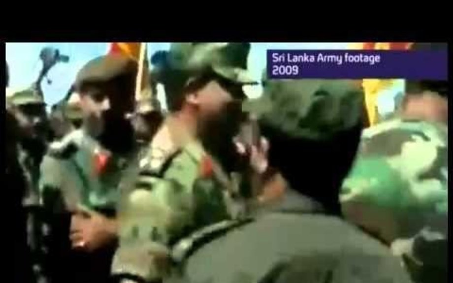 Sri Lanka violation of human rights