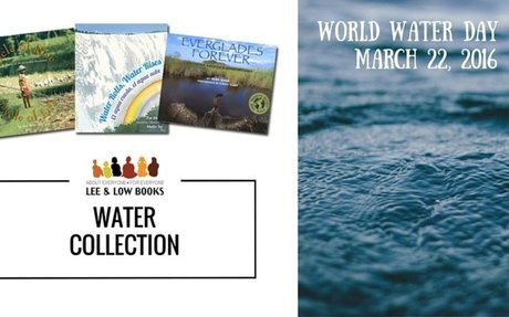 Seven Children's Books to Celebrate World Water Day