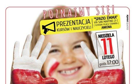 W ANKONIE trzecia siedziba Szkoły Języka i Kultury Polskiej ANDERS! |