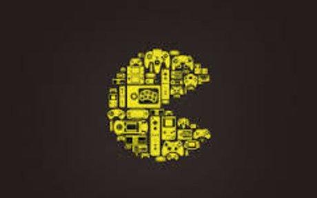 Pac-Man - fav. game to play.