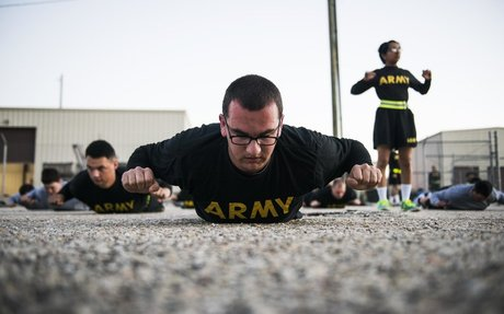 Facing fitness crisis, Army leaders look to change culture