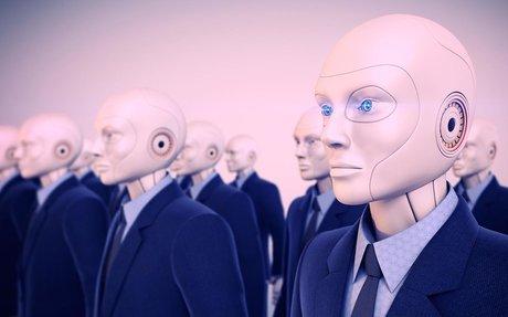 Ces jobs que les robots n'auront pas