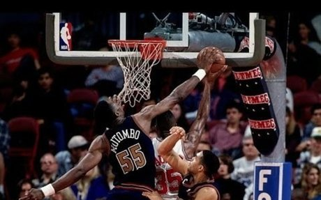 Best Blocks in NBA History