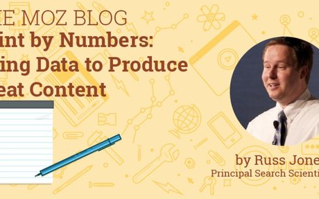 Solving Writer's Block with Numbers