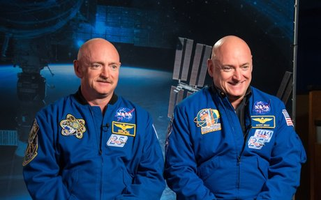 NASA Twins Study Confirms Changes to Mark Kelly's Genes