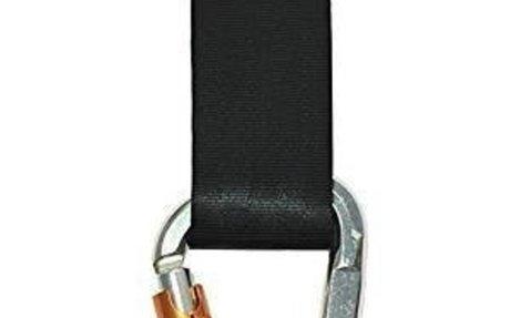 Amazon.com: VanFn Tree Swing Hanging Strap Kit With Nylon Strap & Snap Carabiner Hook, 5ft